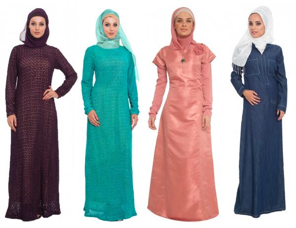 muslim fashion dress